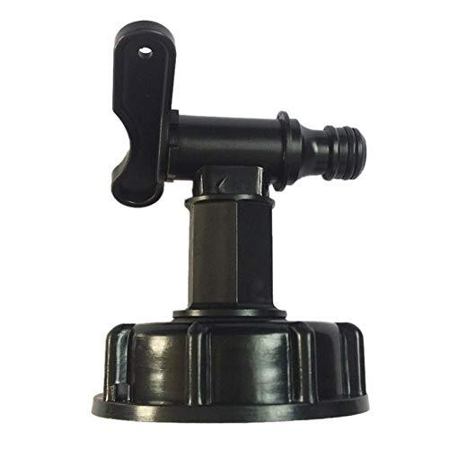 IBC messing kraan, adapter voor tankkraan, verbindingsstuk, vervangend tuinslang, kraan, watertank, slang verbindingsstuk ventiel bevestigingsstukken.