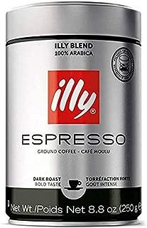 illy Ground Espresso Dark Roast