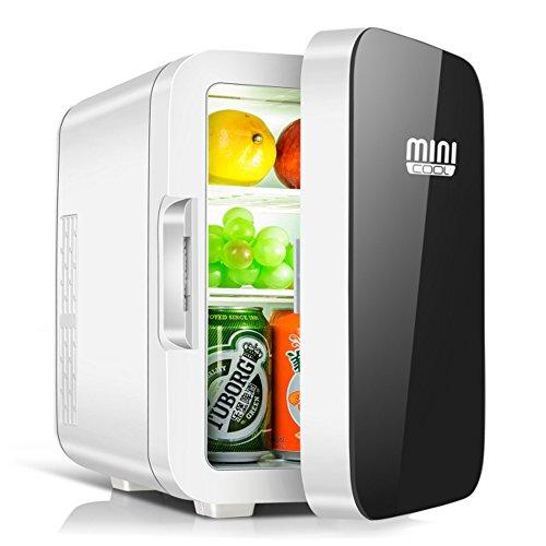 Mini Geladeira 6 Litros Preta Ac/dc 12v+110-220v