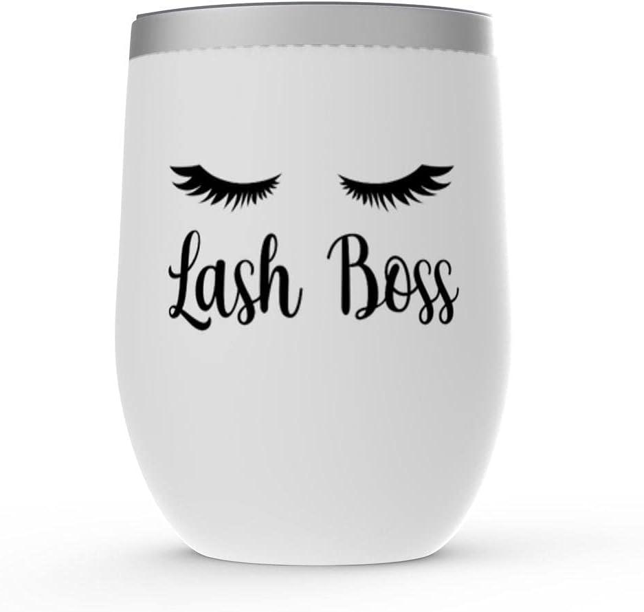 Lash Boss Stemless Wine Ranking TOP11 Stainless NEW Extension Tumbler Artist