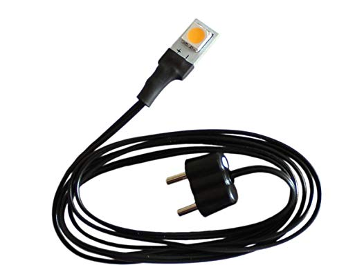 Kahlert Licht 69912 Minipuppenzubehör, schwarz