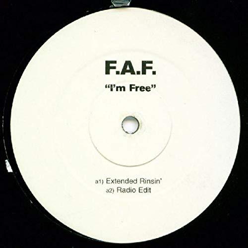 F.A.F. - I'm Free - Not On Label - FAF 1