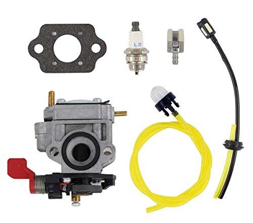 MOTOKU Carburetor for Homelite Ryobi Blower UT-08072 UT-08572 UT-08042 Carb UT-08542 UT-08012 Replace Homelite/Ryobi # 308028004