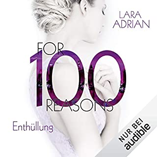 For 100 Reasons - Enthüllung Titelbild