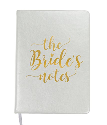Bride Journal, Bridal Planning Journal Notebook, Engagement Gift for...