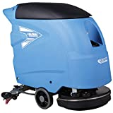 Auto Floor Scrubber 18' Cleaning Path