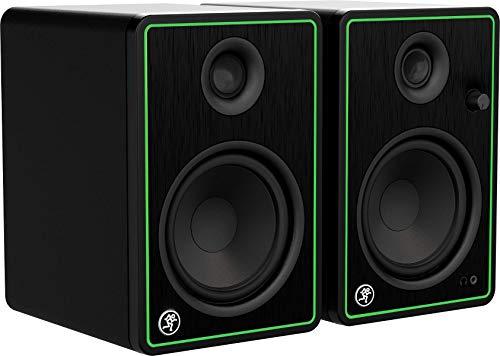 Mackie CR5-XBT - Par de monitor de estudio activo de 5 pulgadas, 80 W con Bluetooth