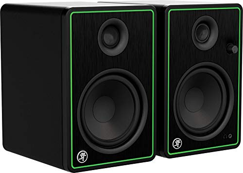 in budget affordable Mackie CR-X Series 5-inch Multimedia Monitor, Professional Studio Quality Audio-Pair (CR5-X)
