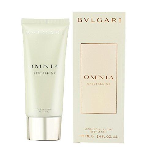 Bvlgari Omnia Crystalline Body Lotion 100ml/3.3oz - Damen Parfum