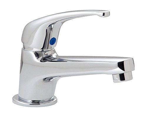 'aquaSu® Standventil Piccolo, Kaltwasserarmatur, Armatur, Wasserhahn, Chrom