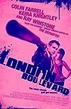 London Boulevard - Colin Farrell – Film Poster Plakat