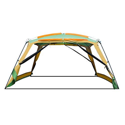 SSDAOO Gran Espacio Pérgola Cuatro Lados Tienda Transpirable BBQ Tienda Portátil Playa...