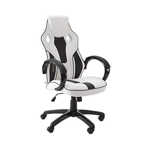 X-Rocker Maverick Gaming Chair, Ergonomic Home Mid-Back Office Chair, PU...