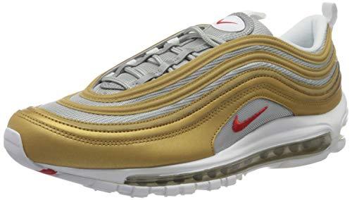 Nike Herren Air Max 97 SSL Sneaker, Gold (Gold Bv0306 700), 44 EU