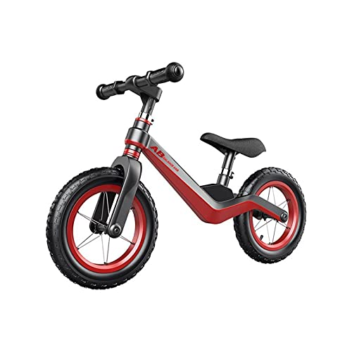 ELXSZJ XTZJ Bicicleta de Equilibrio sin Pedal, de 18 Meses a 3 años.