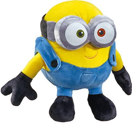 Schmidt Spiele 42727 Minions Bob Small Plush Toy 24 cm Colourful