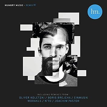 Hungry Music Remix, Vol. 1