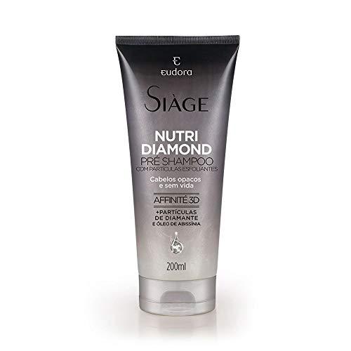 Pré Shampoo Siáge Nutri Diamond 200ml