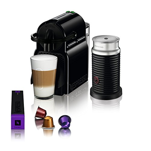 Machine à Espresso Inissia Nespresso par De'Longhi, Noir - 3