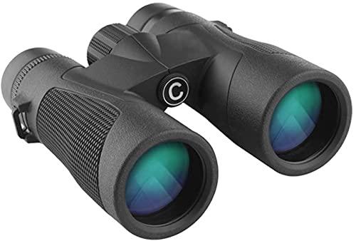 Binoculares 8x42 Binocular compacto de alta potencia Binocular de enfoque fácil con soporte para teléfono inteligente Binocular con luz clara y débil para observación de aves Viajes Observació
