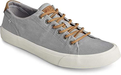 Sperry mens Striper Ii Ltt Sneaker, Sw Grey, 11 US