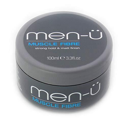 men-ü Muscle Fibre Paste Crème de Coiffage 100 ml
