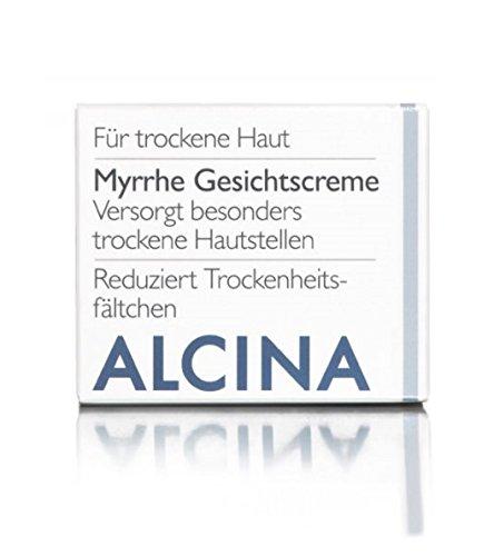 Alcina Trockene Haut Myrrhe Gesichtscreme 100ml