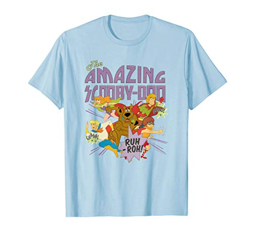 Scooby Doo The Amazing Scooby Doo T-Shirt