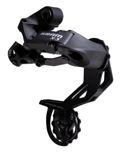 Sram MTB X3 Rear Derailleur 7-8 Speed - Long Cage, Black