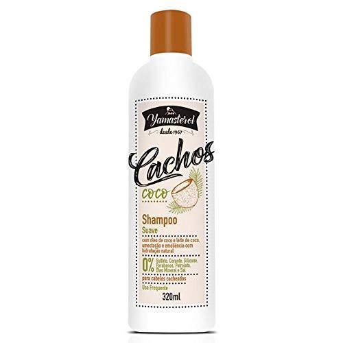 Shampoo Yamasterol Cachos Coco 320ml