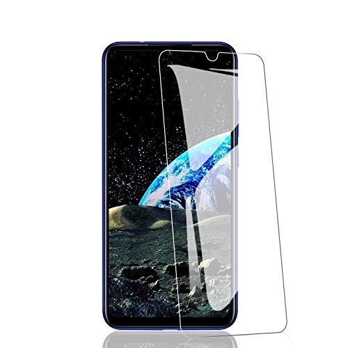 RIIMUHIR Verre Trempé pour Xiaomi Redmi note 7/7 Pro,Anti-Rayures Xiaomi Redmi note 7/7 Pro Film Protection écran,Sans Bulles,Ultra-Clarté Film Protecteur,Lot de 3