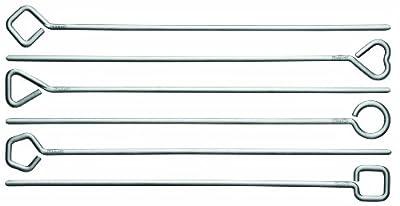 Cadac 98373 Grillspiess-Set, 6-teilig