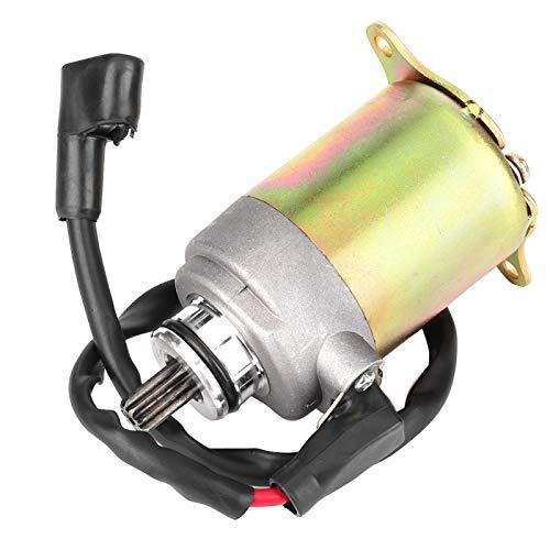 Motor de arranque Accesorios de motor de scooter Conjunto de motor de alto rendimiento para accesorios de automóvil para 125CC 150CC