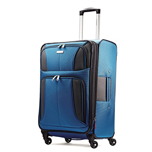 Samsonite Aspire Xlite Expandable Softside, Blue Dream, Checked-Large