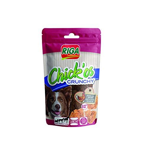 Riga Chick'os crunchy pour chien - 100g