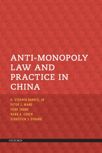 Anti-Monopoly Law and Practice in China (English Edition)