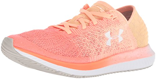 Under Armour W Threadborne Blur 3000098, Zapatillas de Entrenamiento Mujer, Gris (Gray 3000098/800), 38 1/2 EU