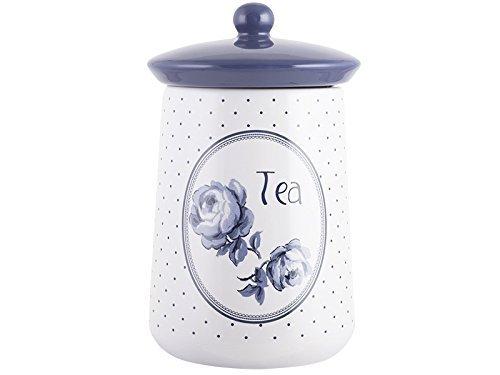 Katie Alice Vintage Indigo Tea Jar, Blue by Katie Alice