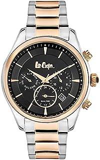 Lee Cooper Men'S Chronograph Black Dial Watch Lc06965.550