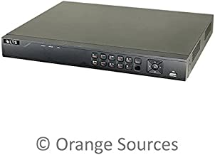 LTS LTD8316T-ET 16CH HD TVI & 2CH IP Hybrid Megapixel 1080P VGA HDMI CVBS Spot Output DVR NO HDD