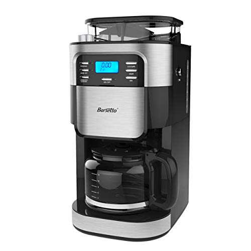 Barsetto Grind and Brew Automatic Coffee Maker