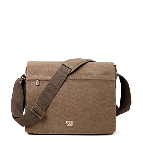 TROOP LONDON BORSA PORTAPC TRP0240 BROWN 30X38X12 CM