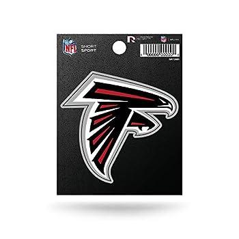NFL Atlanta Falcons Die Cut Team Logo Short Sport Sticker