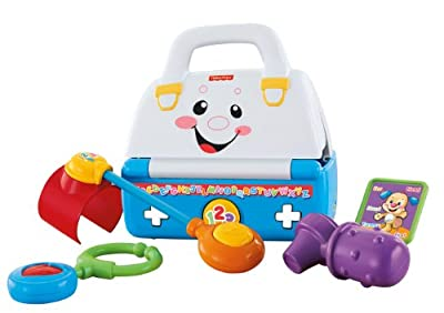 Fisher-Price? Laugh and Learn Sing-a-Song Medical Kit 6 MONTHS AND OVER