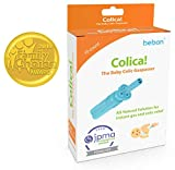 Baby Colic Gaspasser – All-Natural, Upgraded Solution for Baby Colic and Gas Relief (Blue, 10 Count)