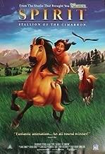 spirit cimarron of the stallion movie
