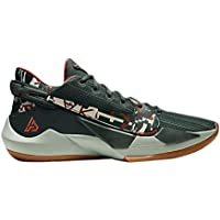 Nike Zoom Freak 2 Basketball Unisex Shoes (Vntggn/Pstchofst/Cmla)