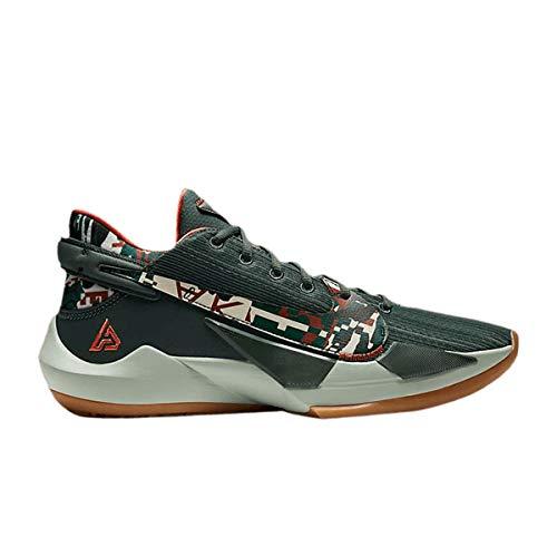 Nike Scarpe Uomo Zoom Freak 2 Ashiko DC9853-300, (Vntggn/Pstchofst/Cmla), 44.5 EU