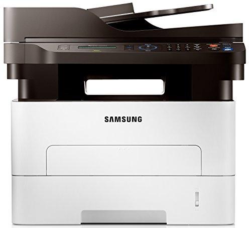 Samsung Xpress SL-M2675FN/PLU Premium Line Monolaser-Multifunktionsgerät (600-MHz-Prozessor und 128-MB-Arbeitsspeicher) schwarz/weiß