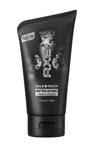 Axe Hair Cream de gel extra fuerte, 3Pack (3x 125ml)